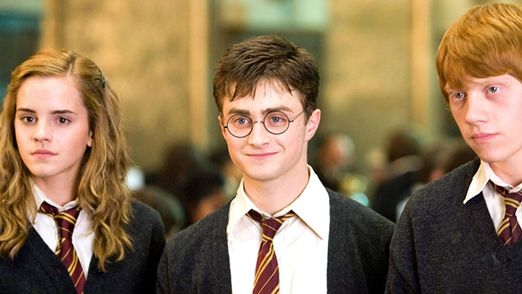 Bộ ba Harry, Ron, Hermione
