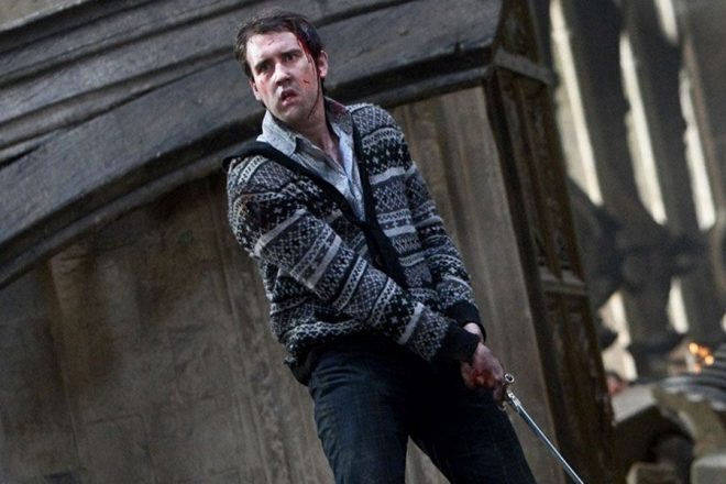 Neville Final Battle