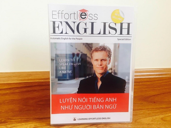 Review sách Effortless English