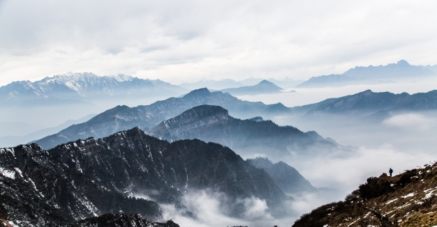 mountains with fog 1112 553