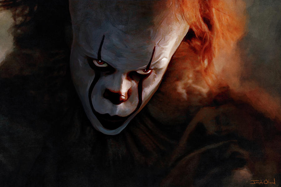 1 pennywise the dancing clown it joseph oland