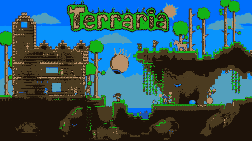 Terraria The Other World