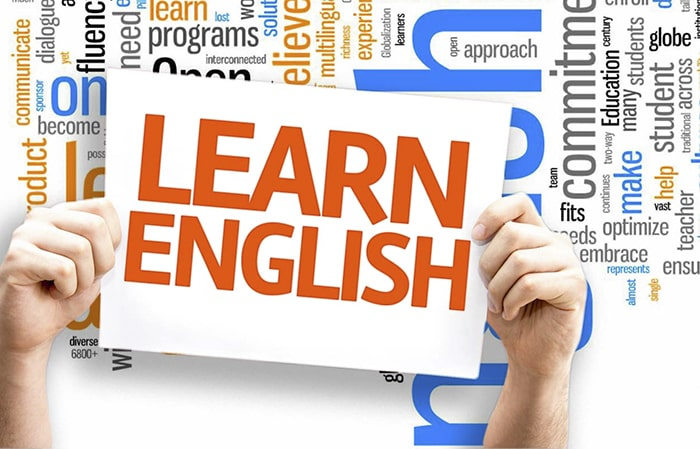 learn english for beginer