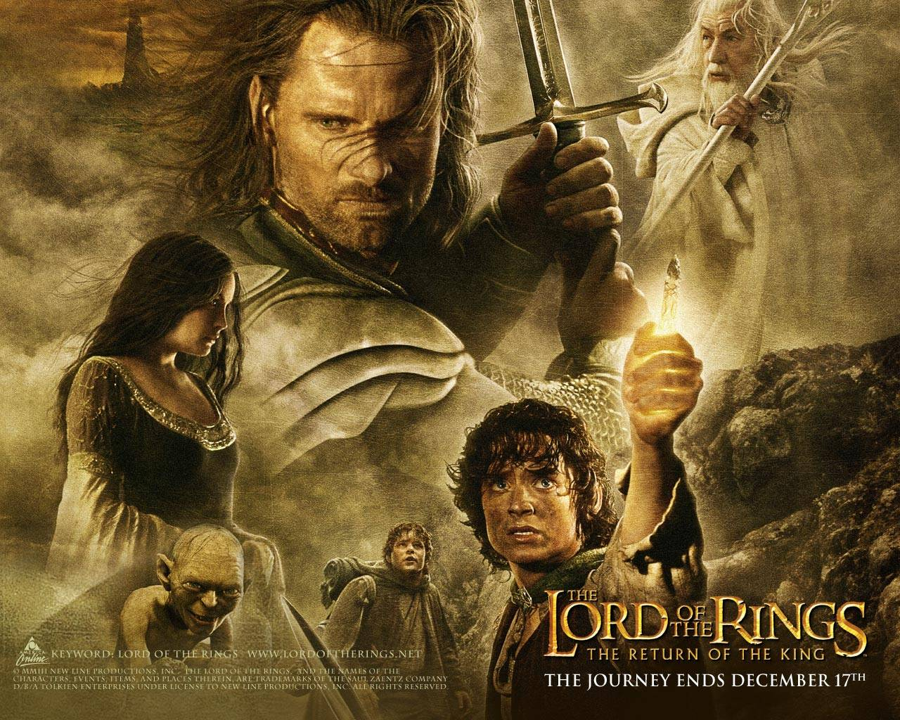 the lord of the ring the return of the king