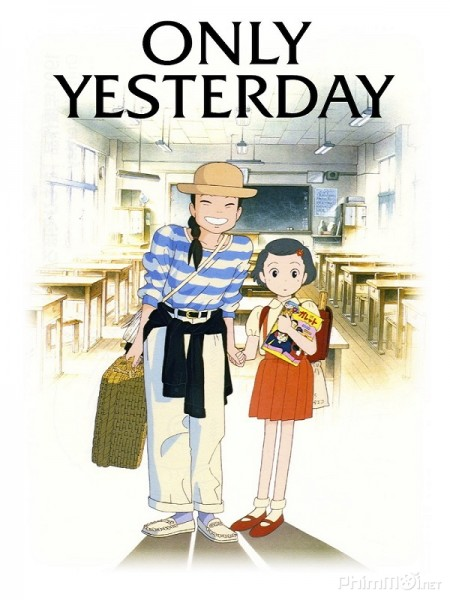 Poster phim Only Yesterday