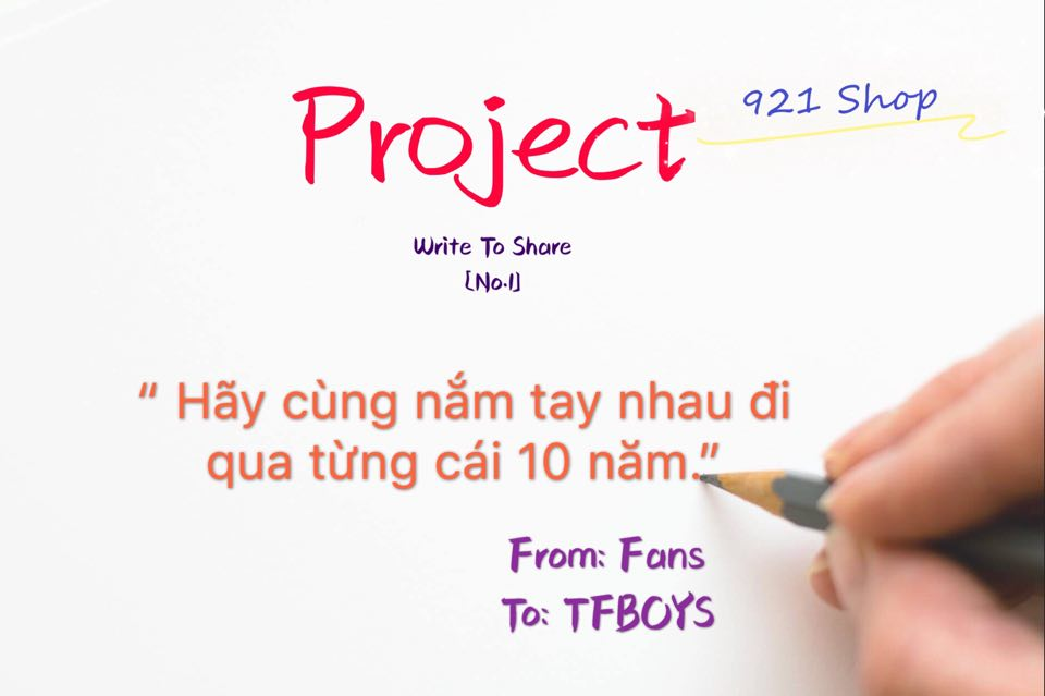 Project Write To Share 1