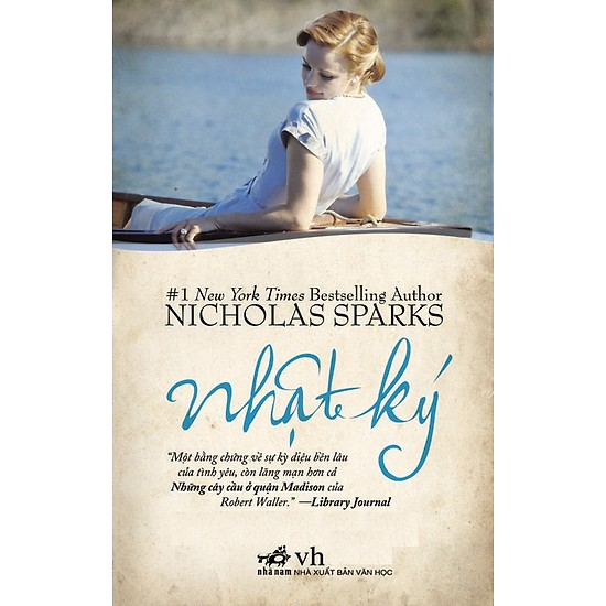 The notebook của Nicholas Sparks