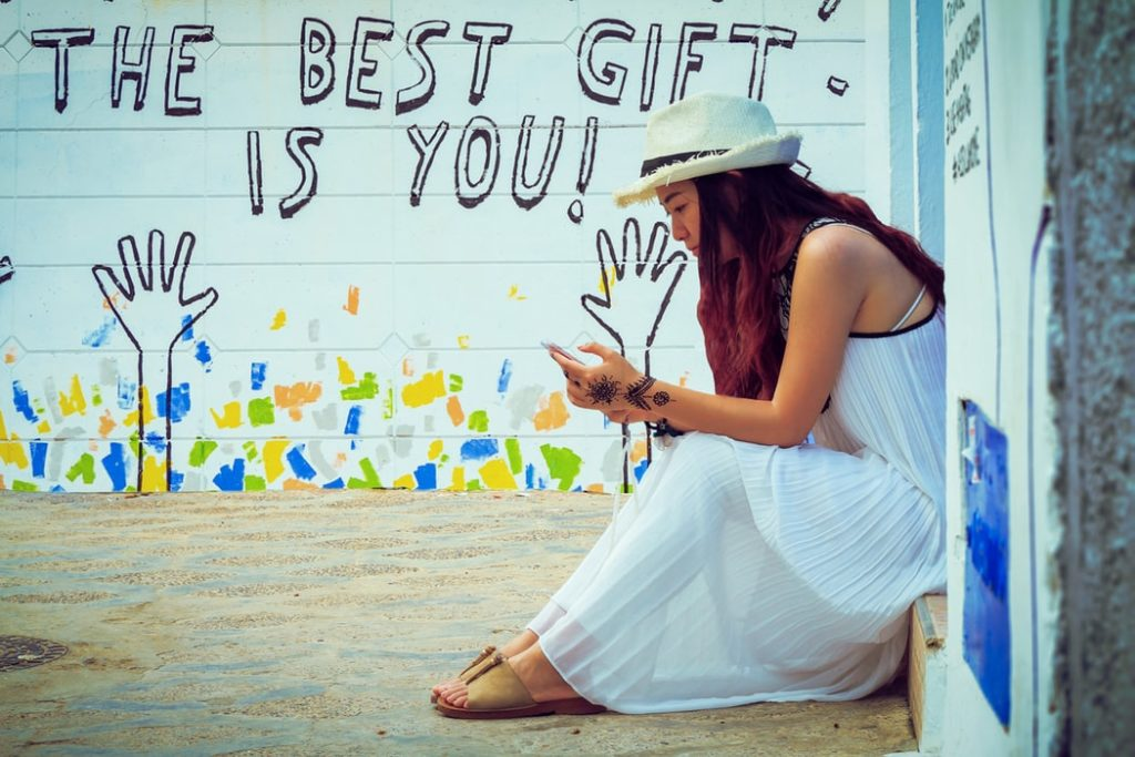 the best gift is you