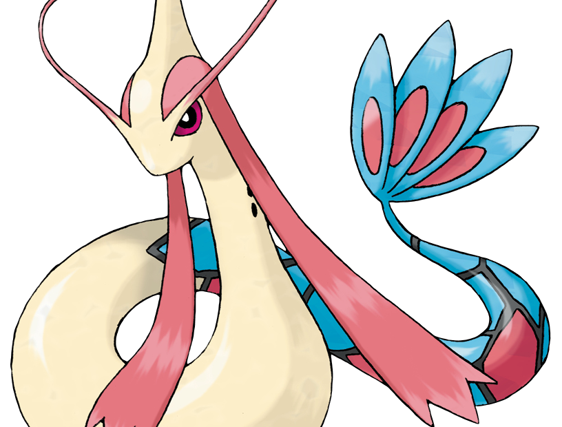 Milotic - The pokemon Girl