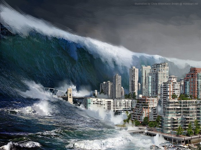 Indian Ocean Tsunami Conspiracy