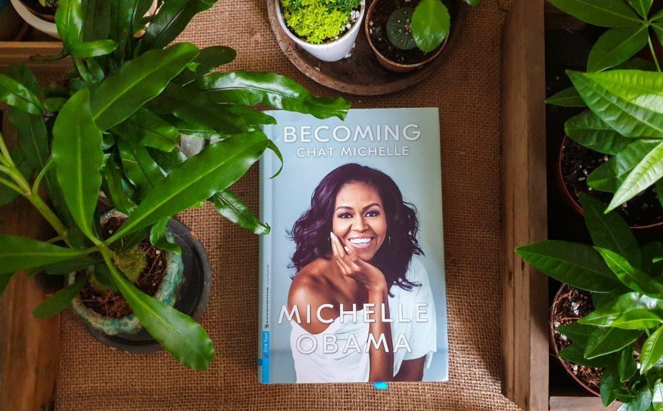 Becoming Chất Michelle Michelle Obama