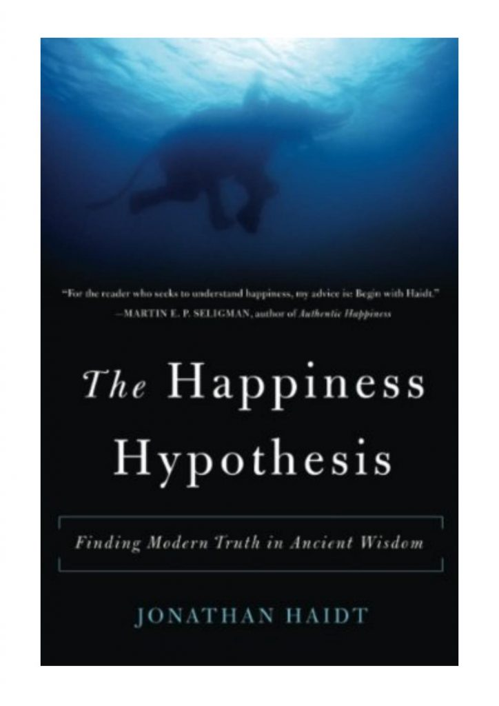 Cuốn sách The Happiness Hypothesis